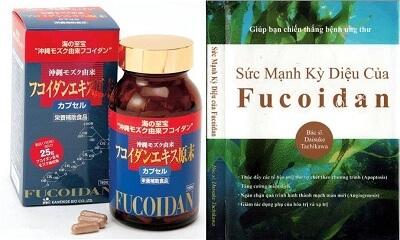 Thuốc Fucoidan Nhật nên mua tại đâu chất lượng?